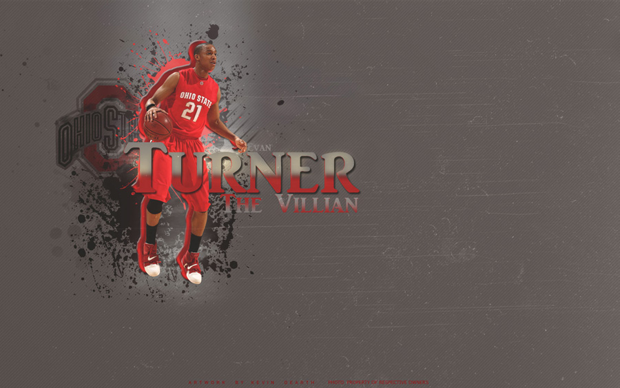 Evan Turner Ohio State Widescreen Wallpaper