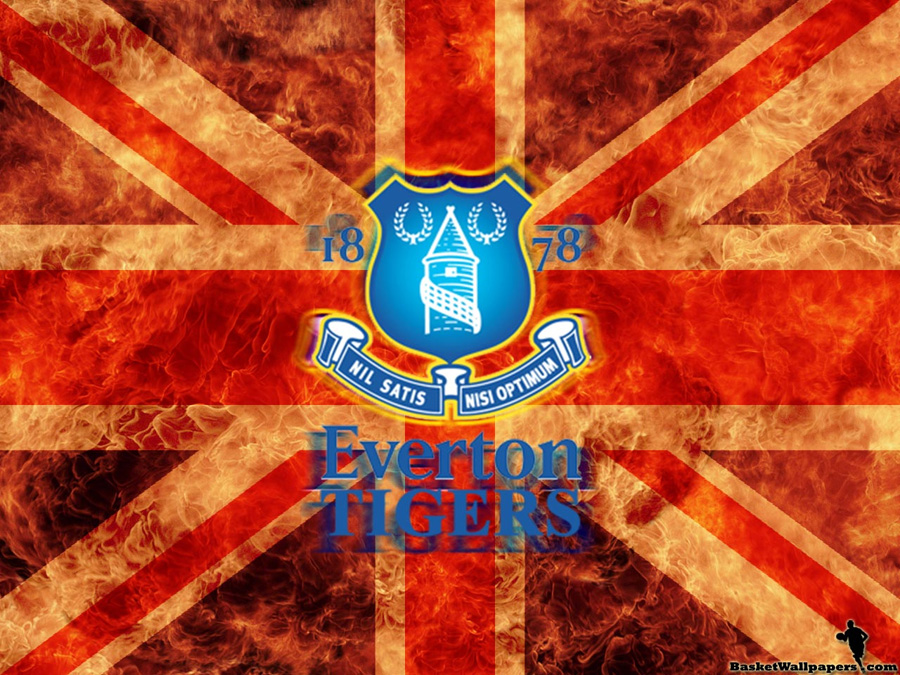 Everton Tigers Wallpaper