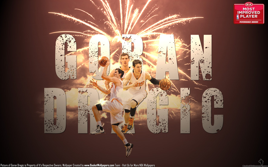Goran Dragic 2014 NBA Most Improved Player Wallpaper