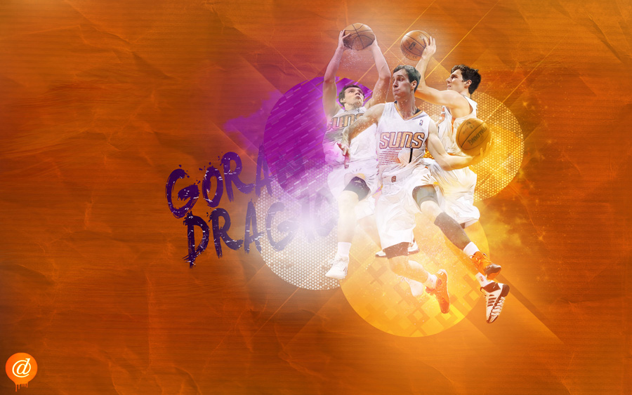 Goran Dragic Phoenix Suns 2014 2880x1800 Wallpaper