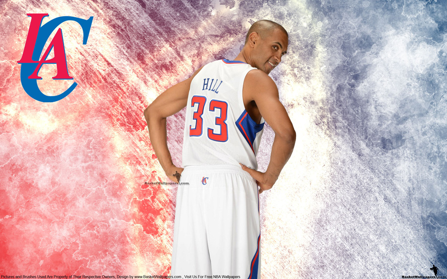 Grant Hill LA Clippers 2012 1920x1200 Wallpaper