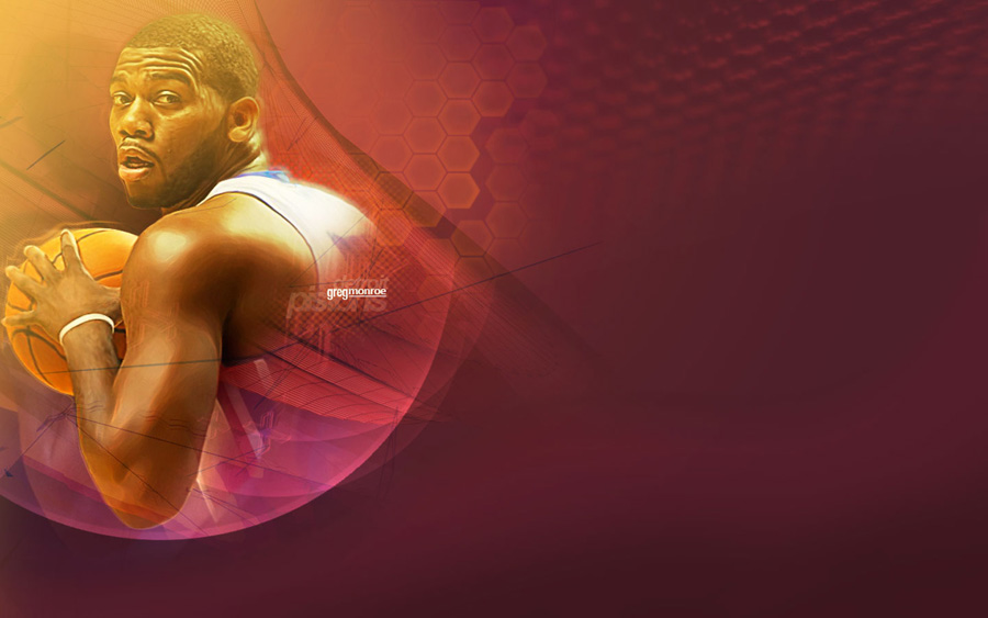 Greg Monroe 1440-900 Wallpaper