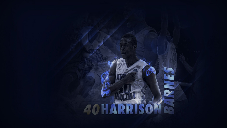 Harrison Barnes North Carolina 1920x1080 Wallpaper