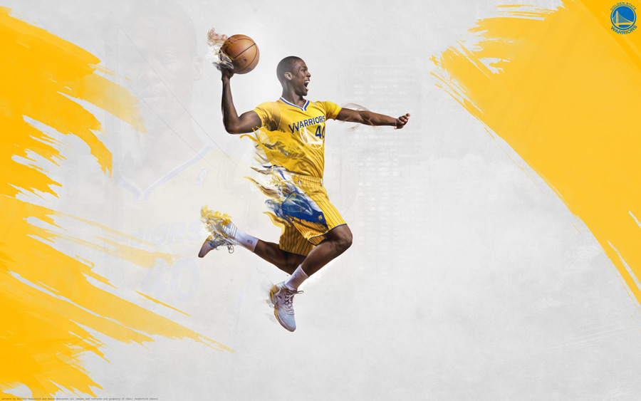 Harrison Barnes Warriors 2880x1800 Wallpaper