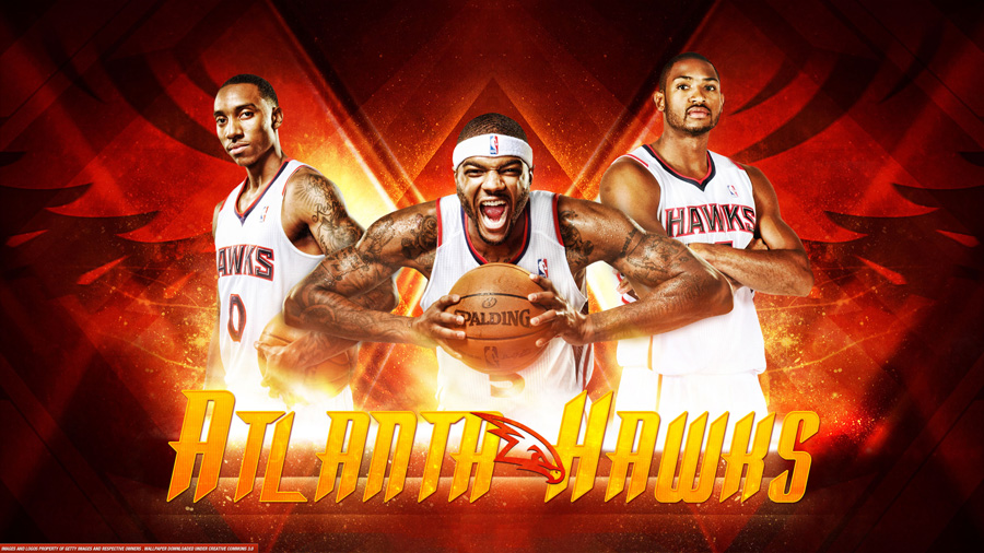 Hawks Big 3 2013 2560x1440 Wallpaper