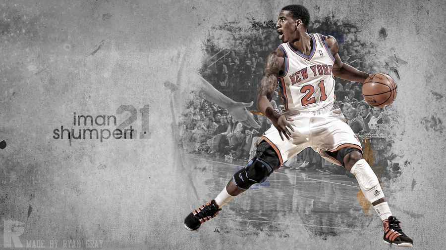 Iman Shumpert Knicks 1920x1080 Wallpaper