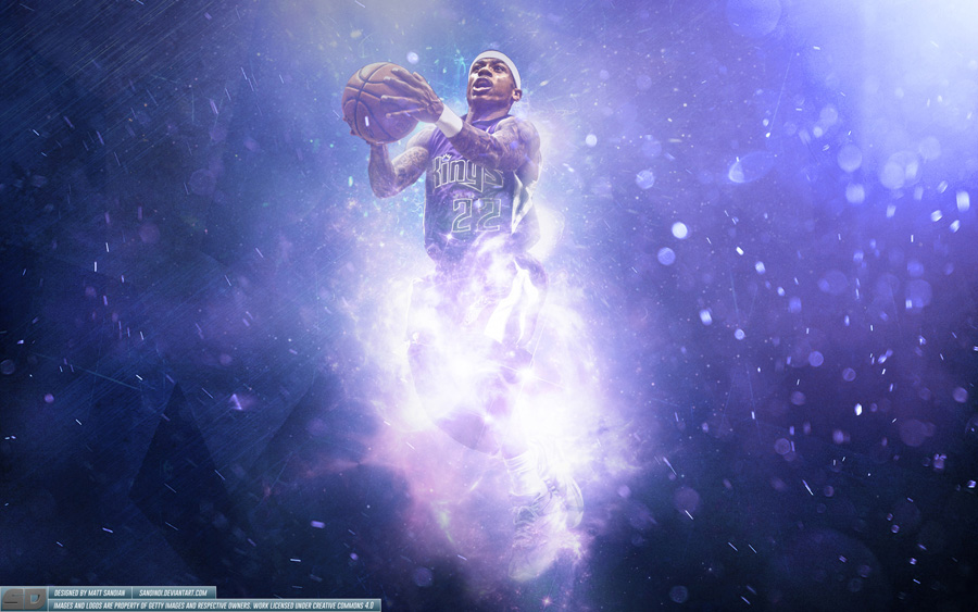 Isaiah Thomas Sacramento Kings 2014 Wallpaper
