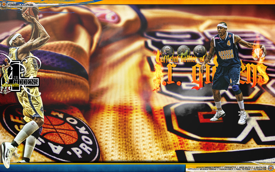 J. R. Giddens Twitter Widescreen Wallpaper