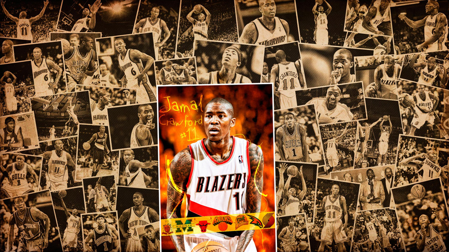 Jamal Crawford Career 2560x1440 Wallpaper