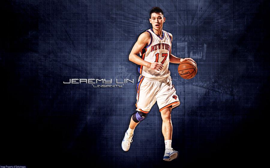 Jeremy Lin Knicks 1920x1200 Wallpaper