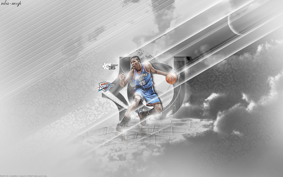 Kevin Durant 1680x1050 Widescreen Wallpaper