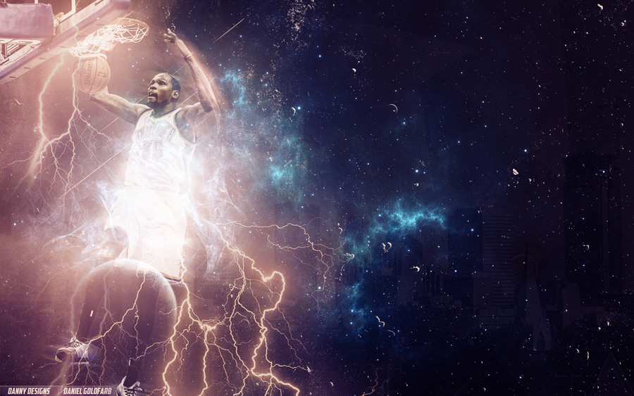 Kevin Durant 2014 2880x1800 Wallpaper