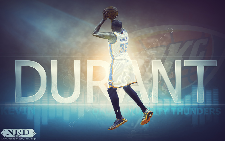 Kevin Durant 2014 Domination 1920x1200 Wallpaper