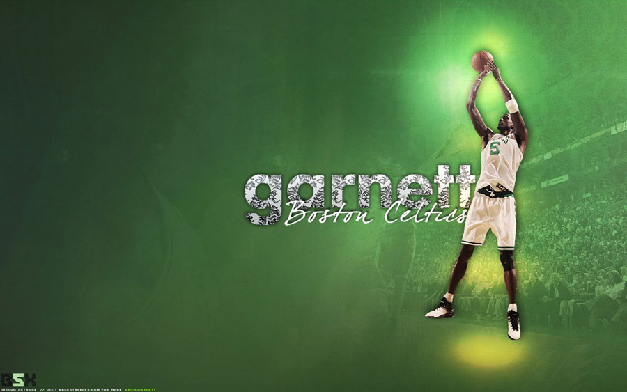 Kevin Garnett 1440x900 Celtics Wallpaper