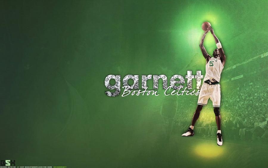 Kevin Garnett 1440x900 Celtics Wallpaper