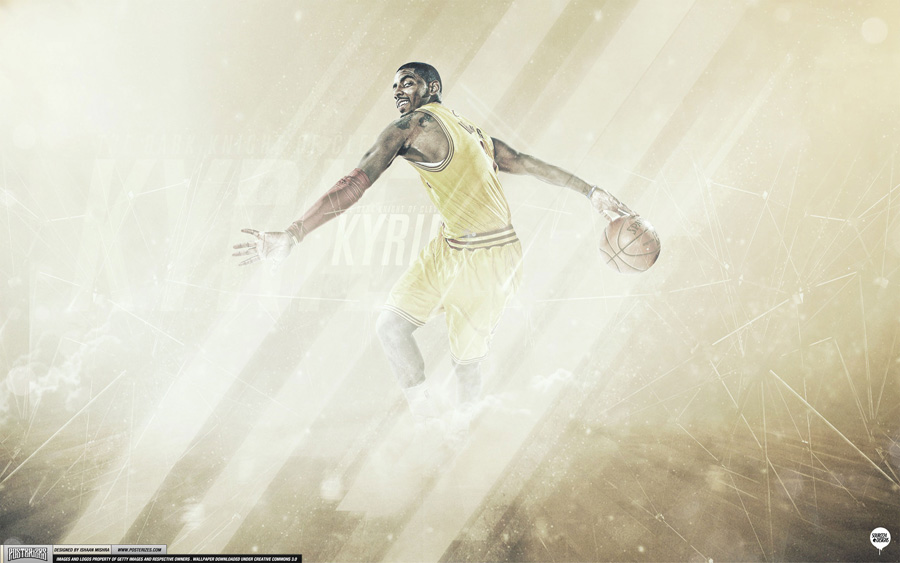 Kyrie Irving Behind The Back 2560x1600 Wallpaper