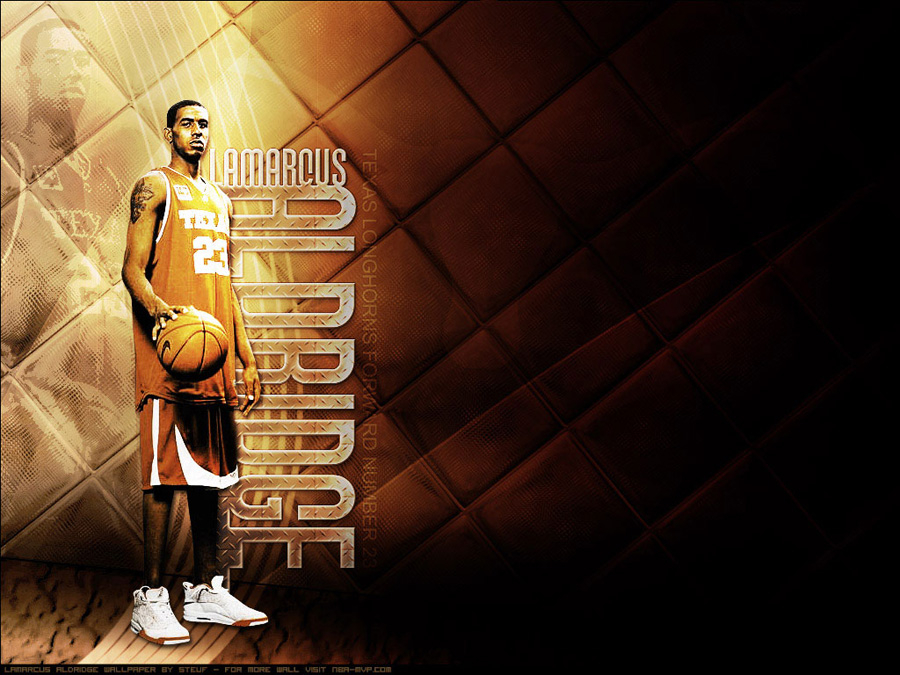 LaMarcus Aldridge Texas Longhorns Wallpaper