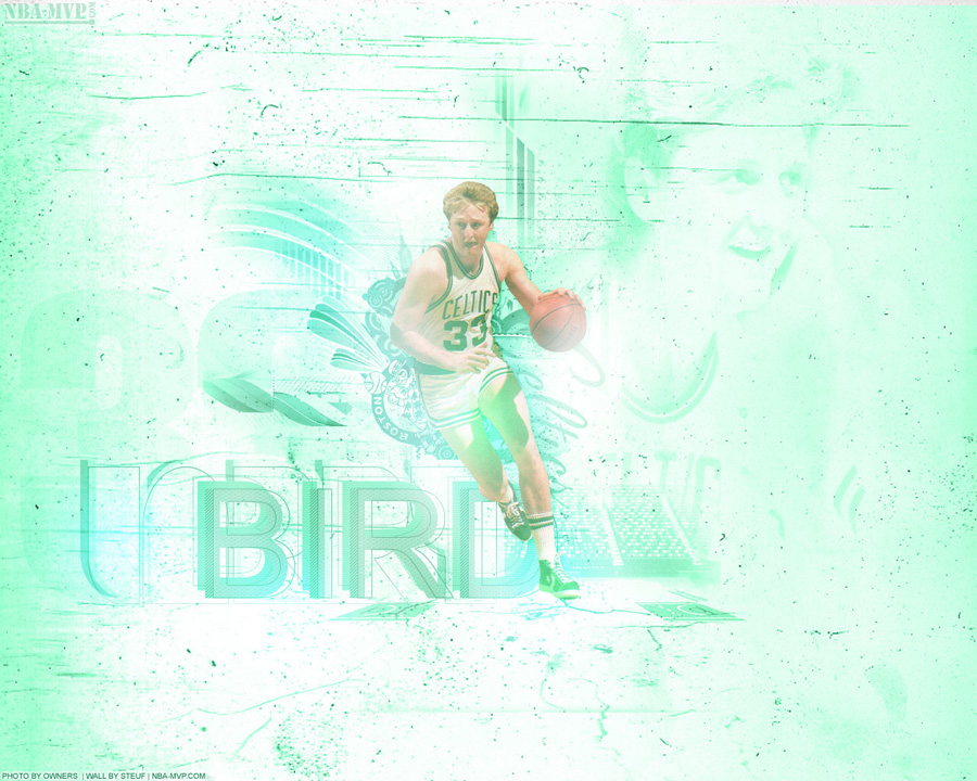 Larry Bird 1280x1024 Celtics Wallpaper