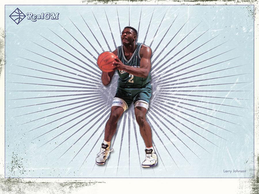 Larry Johnson Wallpaper