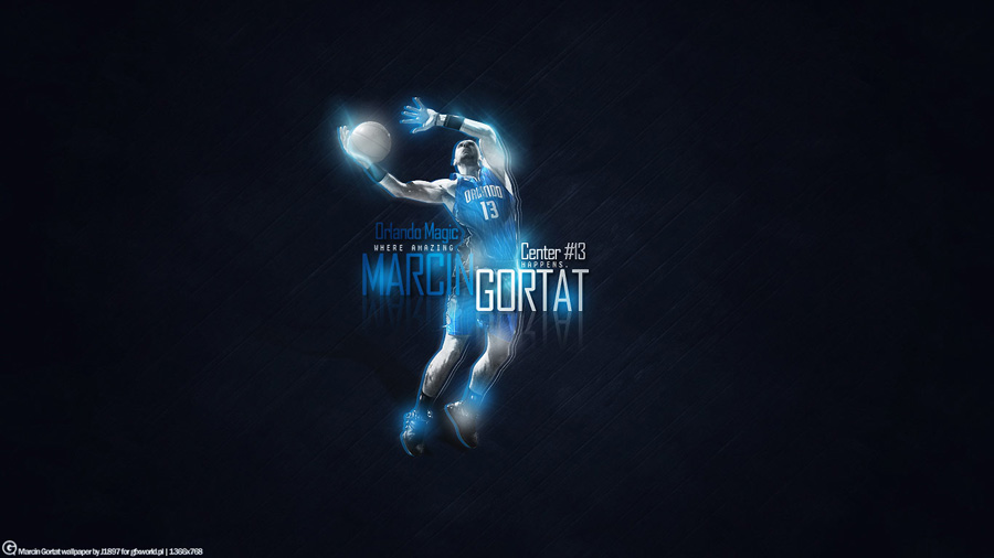 Marcin Gortat Widescreen Wallpaper