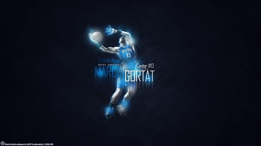 Marcin Gortat Widescreen Wallpaper