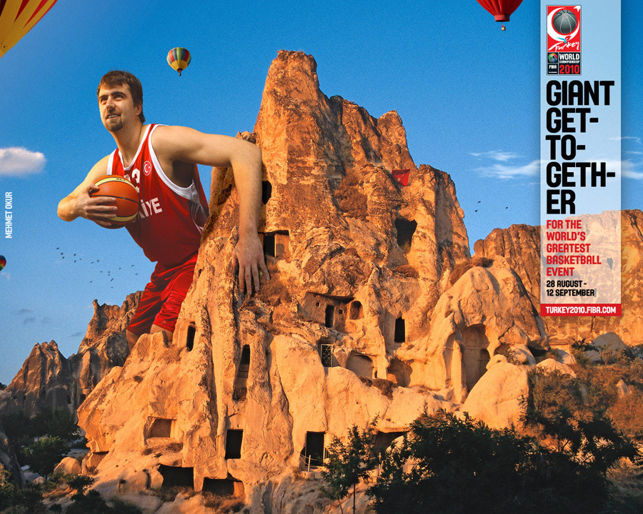 Mehmet Okur FIBA World Championship 2010 Wallpaper