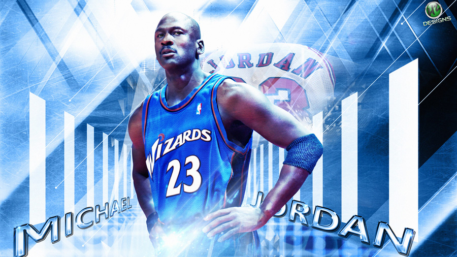 Michael Jordan Washington Wizards 2560x1440 Wallpaper