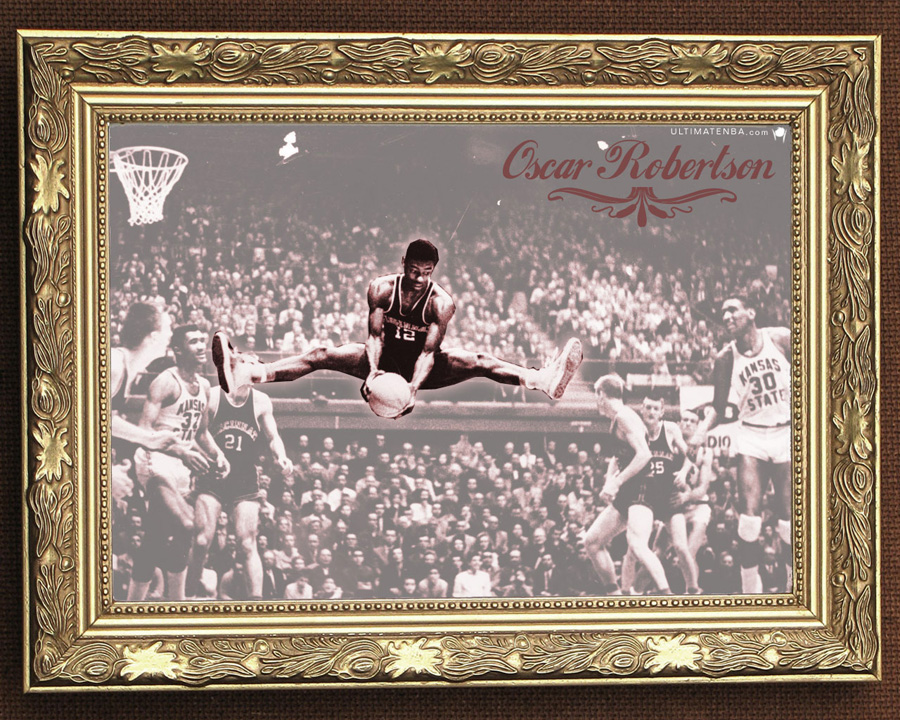 Oscar Robertson 1280x1024 Wallpaper