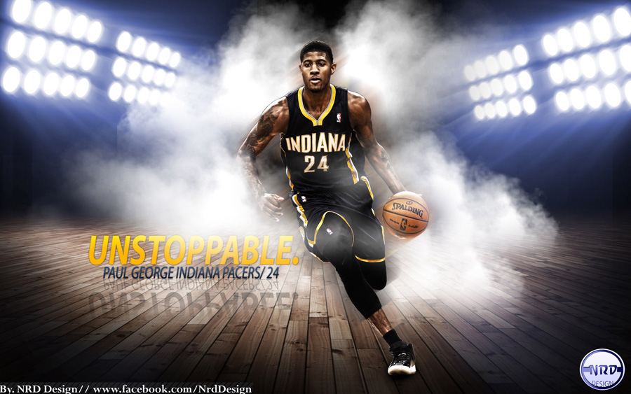 Paul George 2013-2014 Pacers 2560x1600 Wallpaper