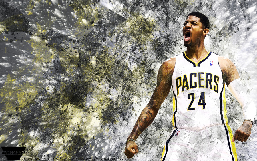 Paul George Pacers 2014 Wallpaper