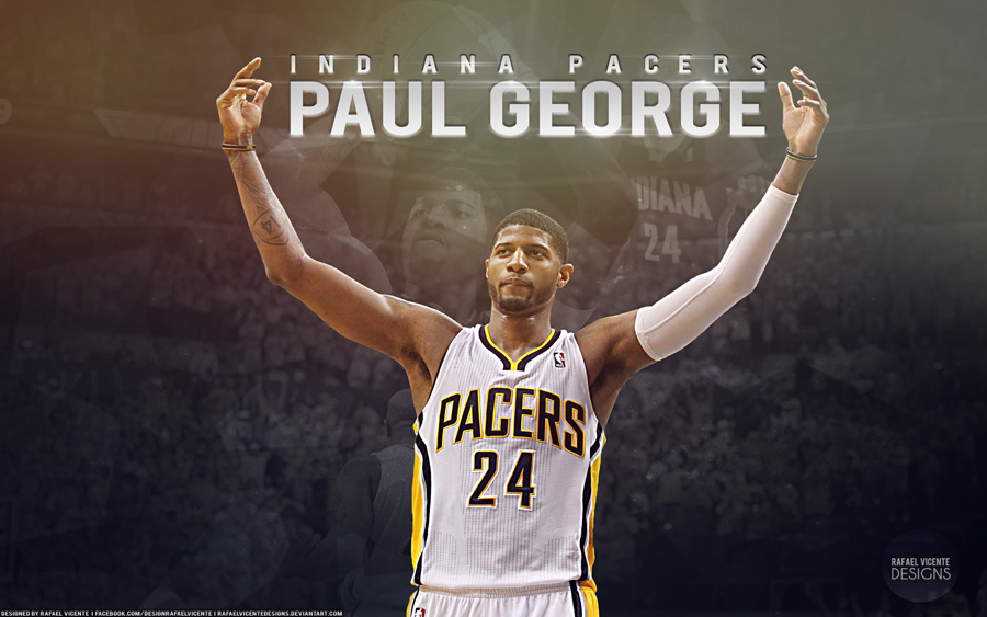 Paul George Pacers 2560x1600 Wallpaper
