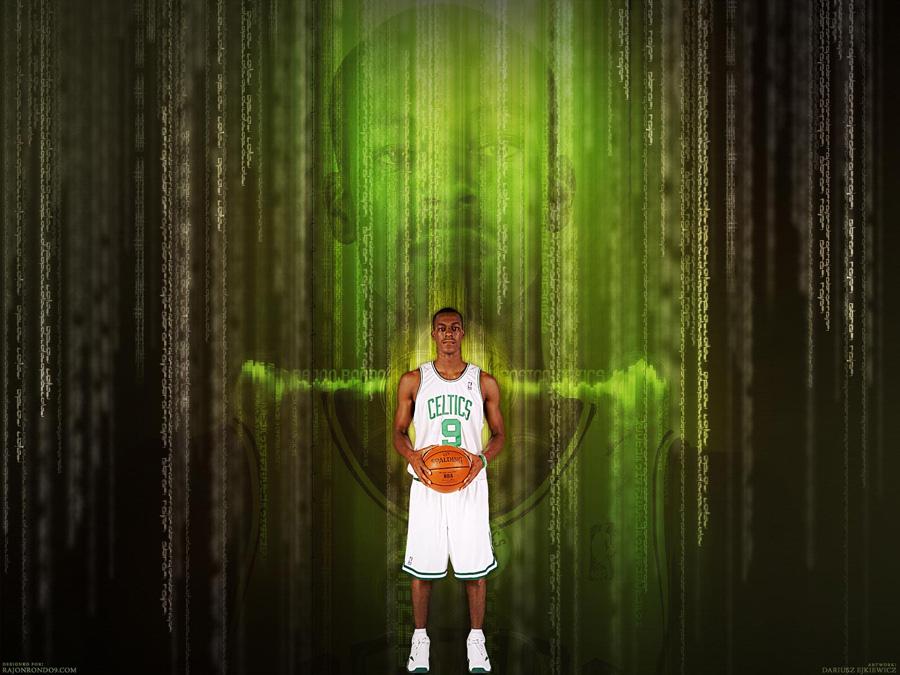 Rajon Rondo Celtics Wallpaper