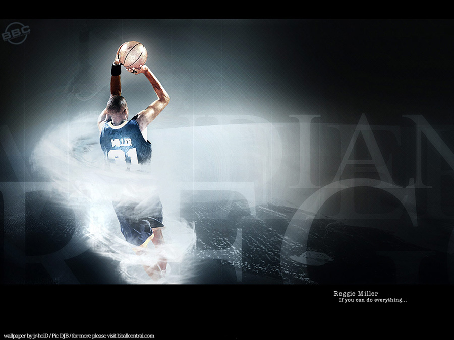 Reggie Miller Wallpaper