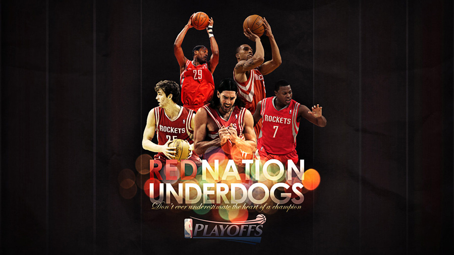 Rockets 2012 Playoffs 1920x1080 Wallpaper