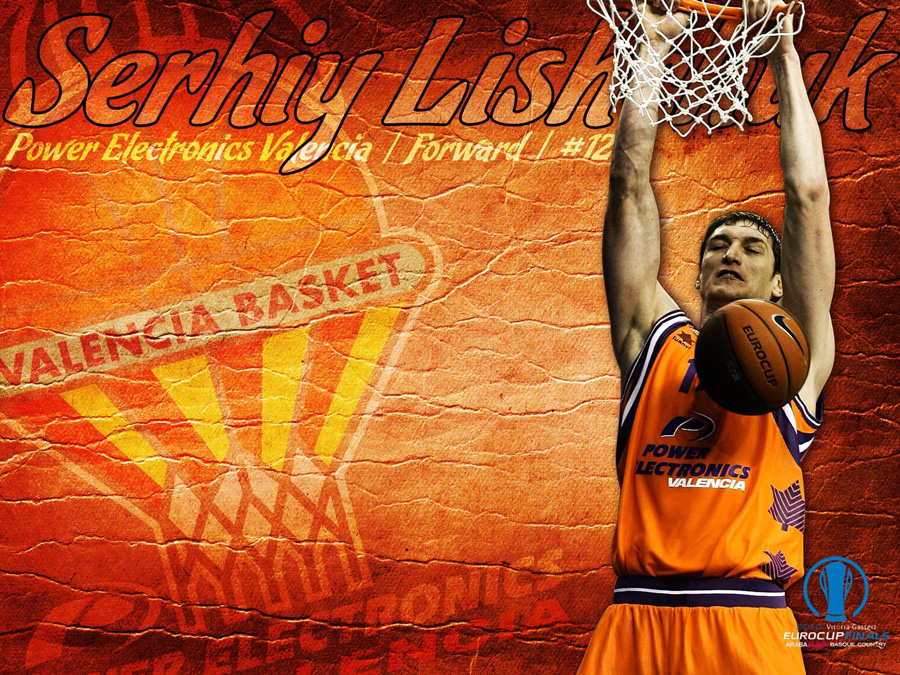 Serhiy Lishchuk Valencia Wallpaper