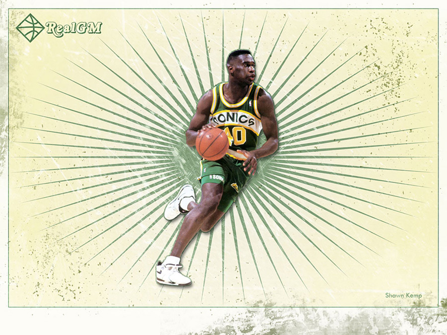 Shawn Kemp Wallpaper
