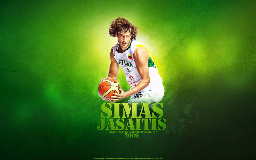Simas Jasaitis Lithuania Widescreen Wallpaper