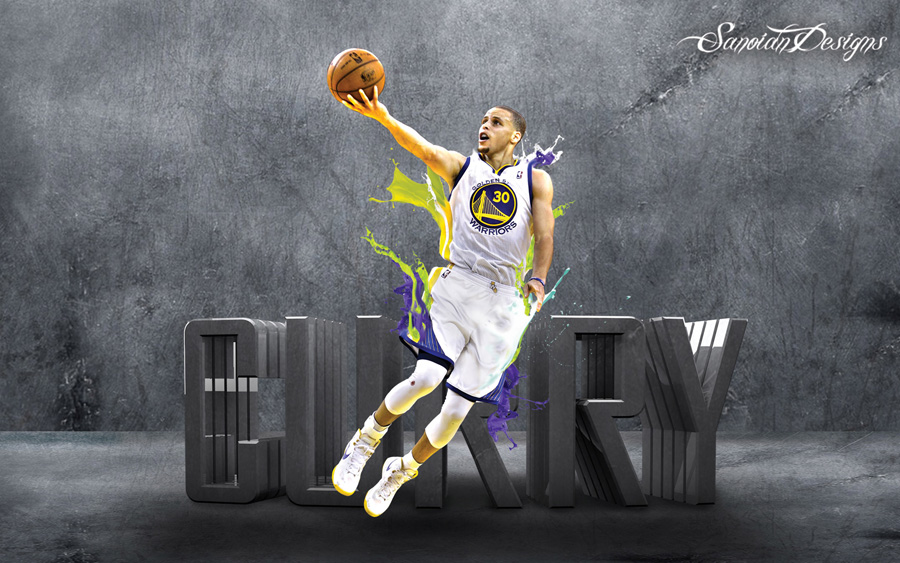 Stephen Curry Layup 2560x1600 Wallpaper