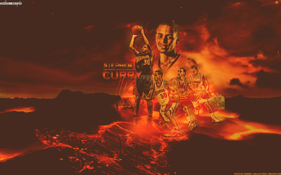 Stephen Curry Warriors 1680x1050 Wallpaper