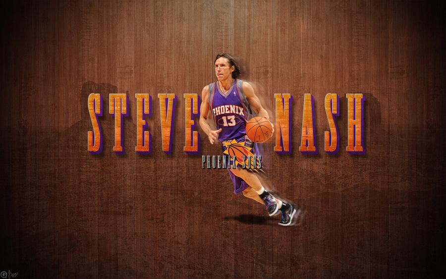 Steve Nash Suns 2012 Widescreen Wallpaper