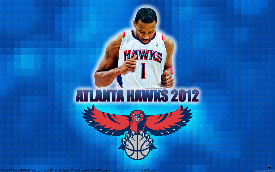 T-Mac Atlanta Hawks 2012 2560x1600 Wallpaper