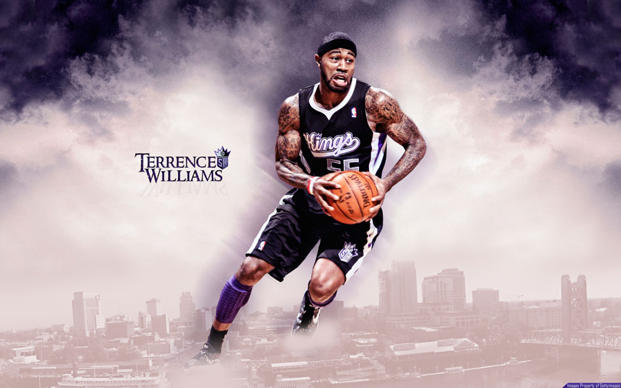 Terrence Williams Kings 1920x1200 Wallpaper