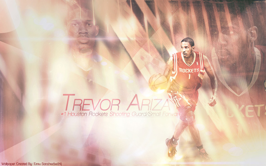 Trevor Ariza Rockets 1920x1200 Wallpaper