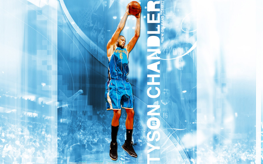 Tyson Chandler Widescreen Wallpaper
