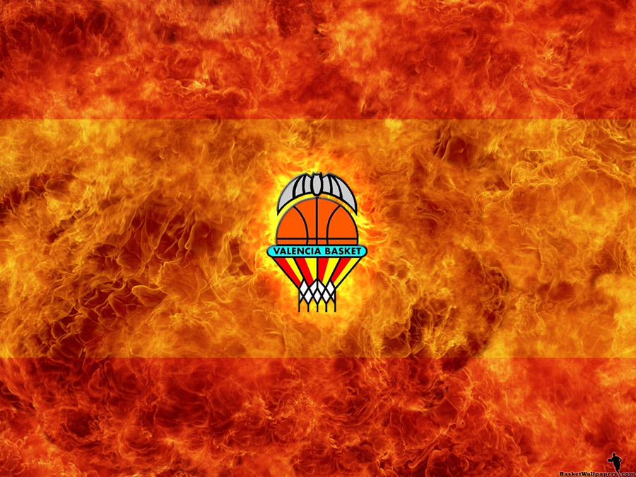 Valencia Basket Club Wallpaper