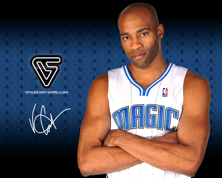 Vince Carter Magic 1280x1024 Wallpaper