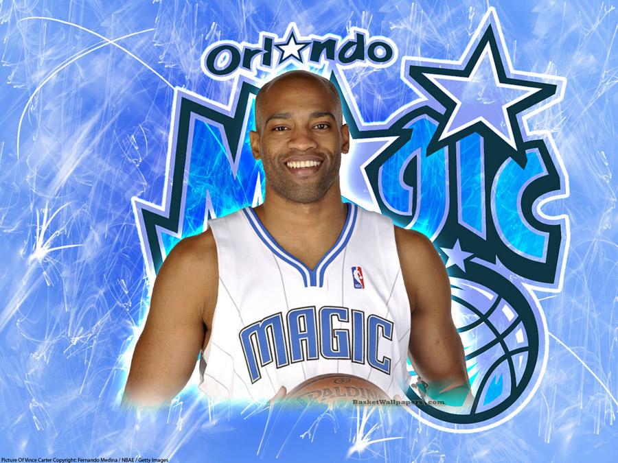 Vince Carter Orlando Magic Wallpaper