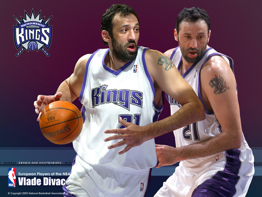 Vlade Divac Wallpaper