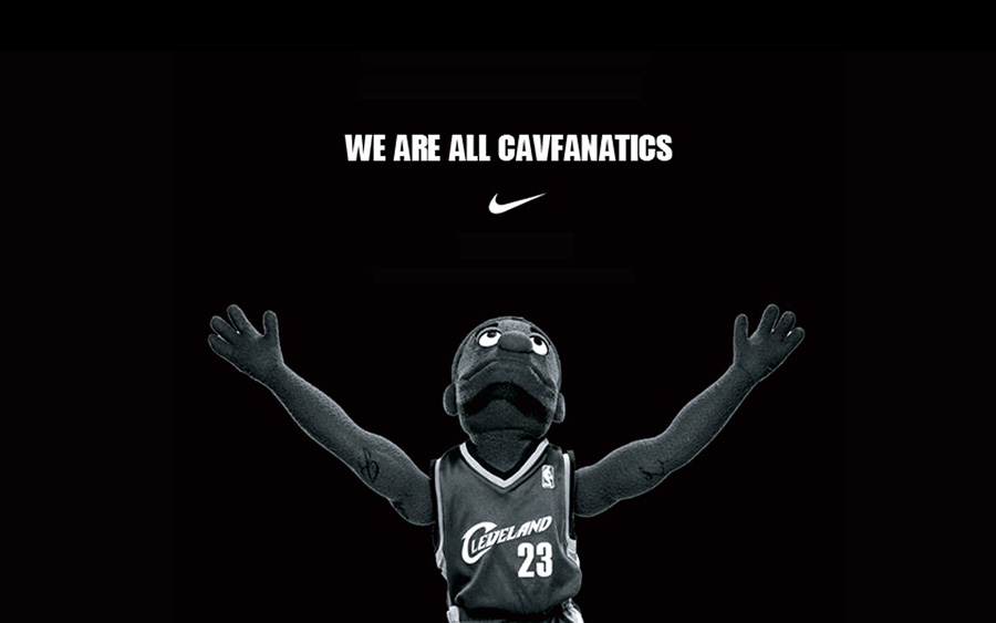 We Are All CavFanatics Widescreen Wallpaper