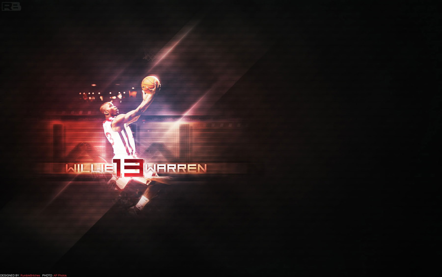 Willie Warren Widescreen Wallpaper